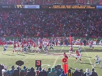 2008 Miami Dolphins season - Image: 081221Dolphins Chiefs 02