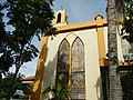 08993jfWelcome Poblacion Church Saint Rose Paniqui Tarlacfvf 32.JPG