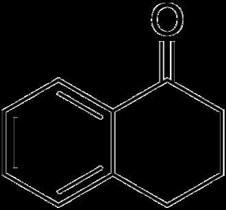 1-Tetralone - Image: 1 tetralone