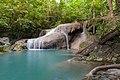 1012 - Erawan Waterfall, 1st floor - Waterfall in Si Sawat.jpg