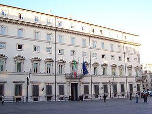 Roma - Palazzo Chigi