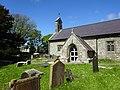 12c Llangadwaladr Church - Eglwys Llangadwaladr, Ynys Mon, Cymru 20.jpg