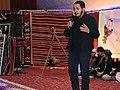 13.Presentation des projects de Wikimedia pendant la fete de Yennar Janvier 2020.jpg