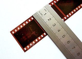 135 film Photographic film format