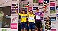 13 Etapa-Vuelta a Colombia 2018-Podio Clasificacion General.jpg