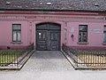 13 Jókai Street, entry, 2020 Pápa.jpg