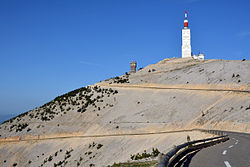 Mont Ventoux Tour de France