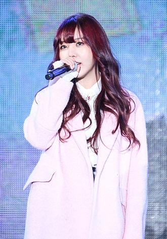 Raina (singer) - Raina in 2014