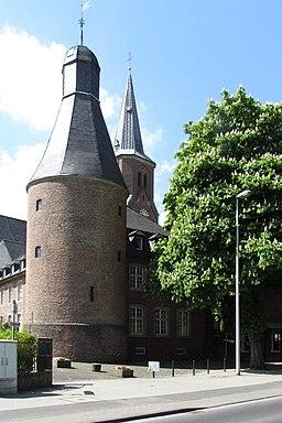 Ostwall in Grevenbroich