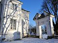 160313 Gate to garden at the Palace in Luszyn - 02.jpg