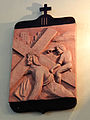 160313 Station of the Cross in Saint Stanislaus church in Luszyn - 03.jpg