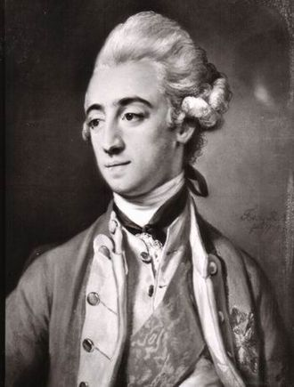 Duke Ernest Gottlob of Mecklenburg - Image: 1742 Ernst