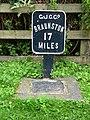 17 Miles to Braunston - geograph.org.uk - 1431491.jpg