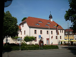Bad Sulza Place in Thuringia, Germany