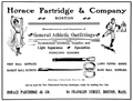 1904 HoracePartridge andCo Boston ad AmericanGymnasia v1 no3.png