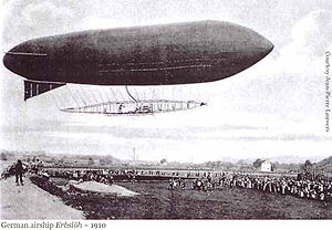 Erbslöh - The airship Erbslöh