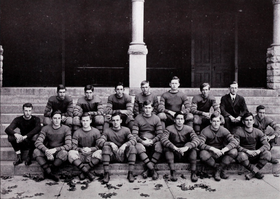 1912 Clemson Tigers football team (Taps 1913).png
