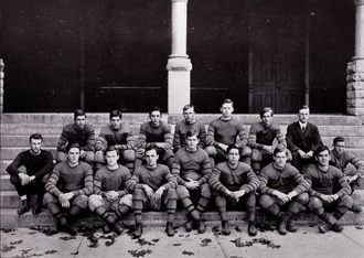 1912 Clemson Tigers football team - Image: 1912 Clemson Tigers football team (Taps 1913)