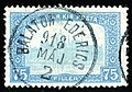 1918 Balaton Ederics 75filler.jpg