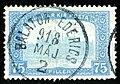 1918 Balaton Ederics 75filler.jpg