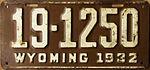 1932 Wyoming license plate.jpg