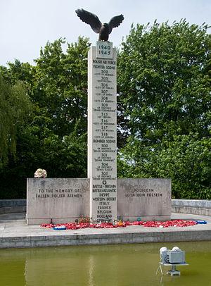 Polish War Memorial - The Polish War Memorial