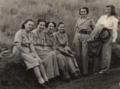 1943 Australian and American Nurses, Rae Hussey, New Guinea (cropped).png