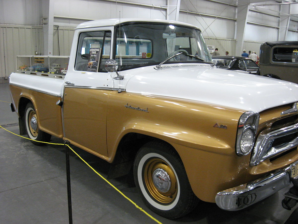 International Harvester A series - Wikipedia