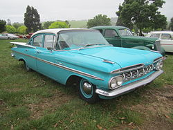 Chevrolet Bel Air Sedan (1959)
