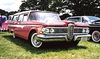 EDSEL Villager de 1959