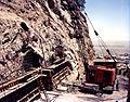 1962 Cheyenne Mtn, Exterior tunnel const.jpg