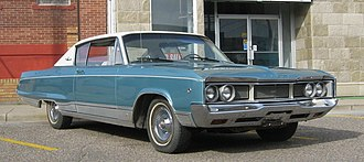 Dodge Monaco - 1968 Dodge Monaco 2-door hardtop