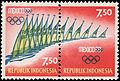 1968 Mexico Olympics, 7.5rp (1968).jpg