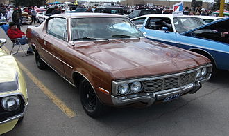 AMC Matador - 1972 AMC Matador two-door hardtop