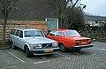 1979 Volvo 245 DL & 1975 Volvo 242 DL (8794804903).jpg