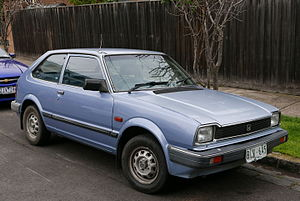 1982 Honda Civic 3-door hatchback (2015-07-14) 01.jpg