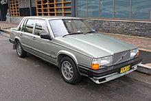 Volvo 760 wagon