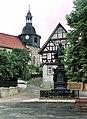 19850710004NR Möhra (Moorgrund) Lutherdenkmal Lutherkirche.jpg