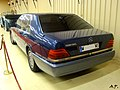1990 Mercedes-Benz 500 SEL (W140) (4767453943).jpg