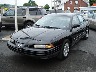 Eagle Vision - Image: 1995 Vision T Si sedan