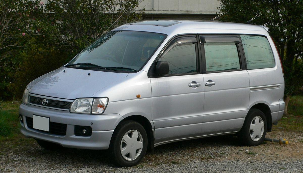 Toyota Liteace Wikipedia