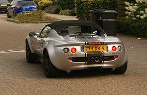 Lotus Elise - Lotus Elise Series 1