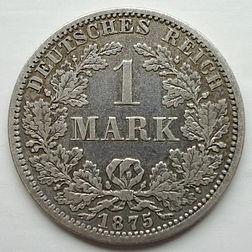 1 Mark 1875