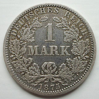 Mark (currency) Currency or unit of account in many nations