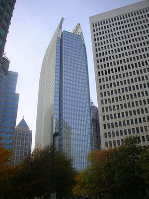 1180 Peachtree - Image: 1 Symphony Tower
