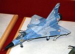 1 by 48 scale Indian Air Force Mirage 2000.jpg