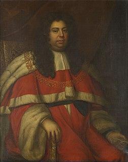 Thomas Trevor, 1st Baron Trevor British judge and politician