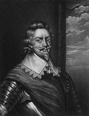 Patrick Ruthven, 1st Earl of Forth - The Earl of Forth