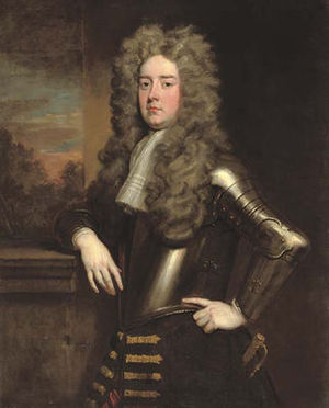 Edward Lee, 1st Earl of Lichfield - The 1st Earl of Lichfield