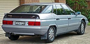 Citroën XM - Hatchback (facelift)